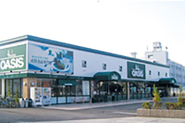 高槻川西店